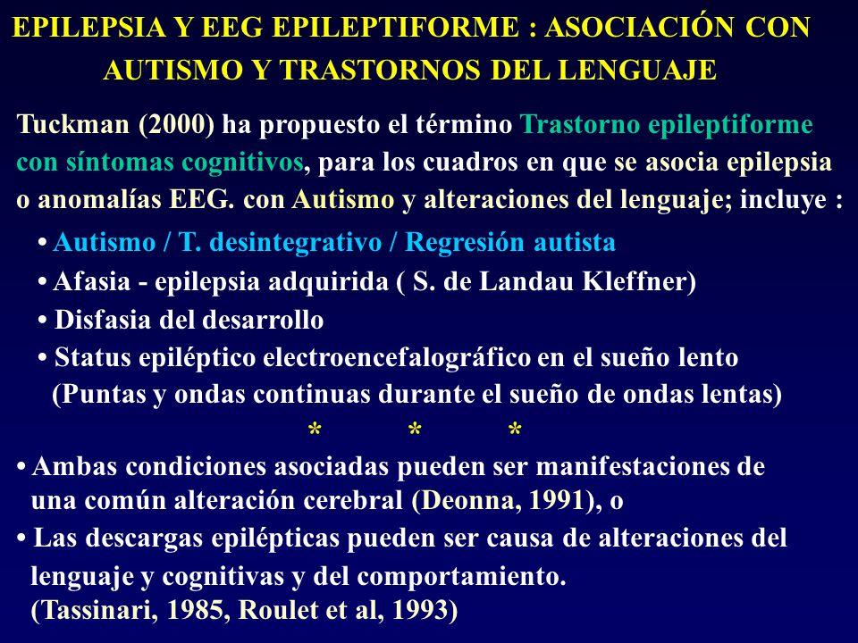 Spectrum Autista y Trastorno Desintegrativo de la infancia - ppt ...