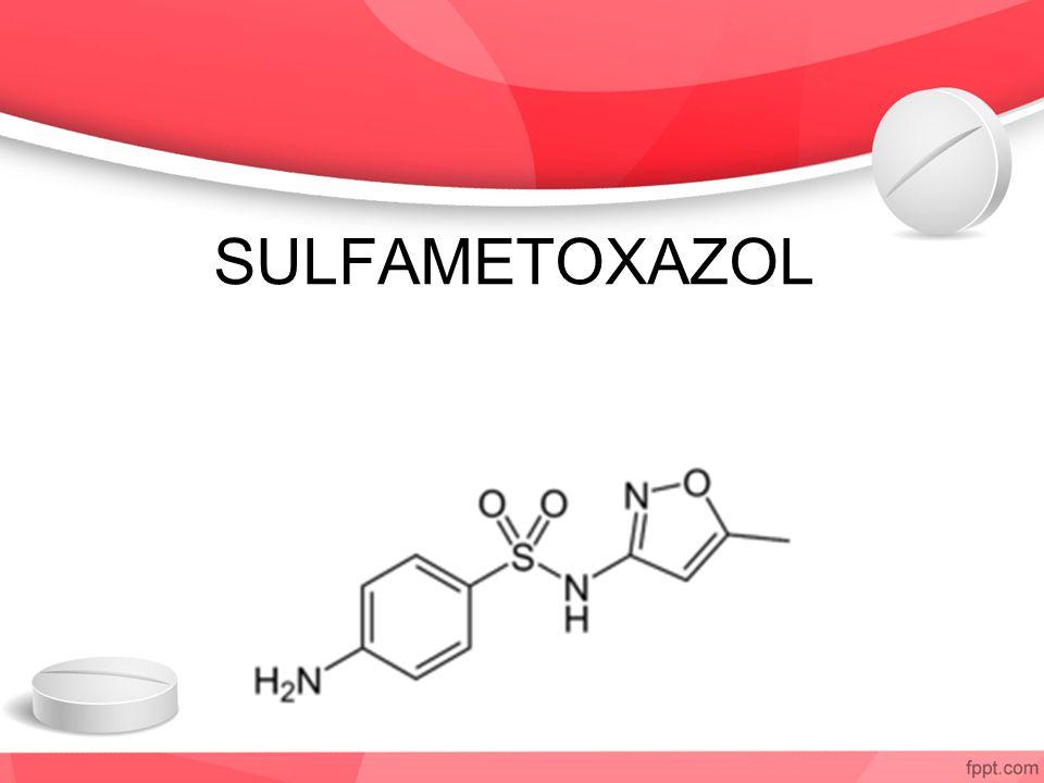 intoxicacion con trimetoprim sulfametoxazol
