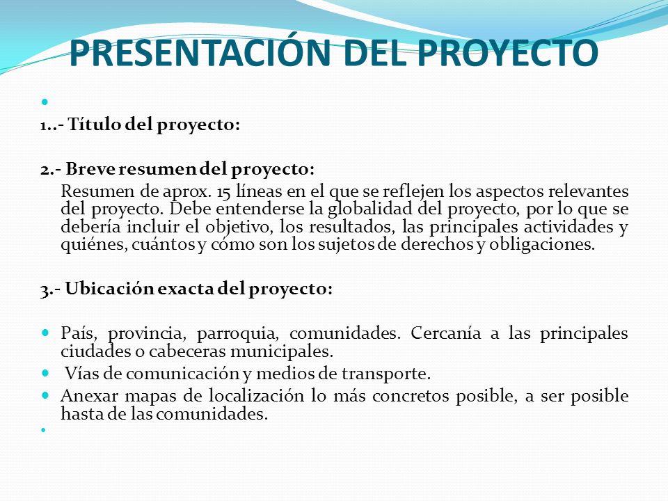 proyectos para fortalecer la cÁritas ppt descargar