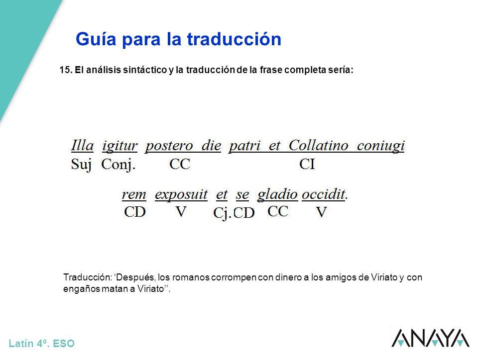 Guía Para La Traducción Ppt Descargar