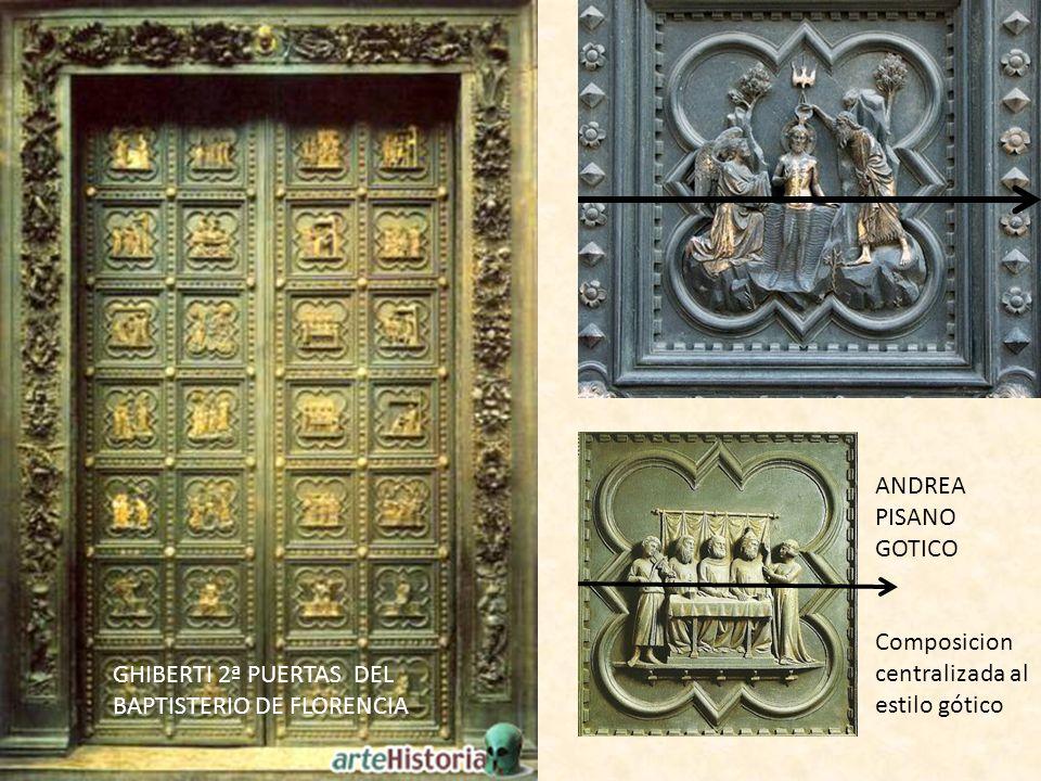 El Arte Renacentista El Quattrocento Arquitectura Escultura Ppt