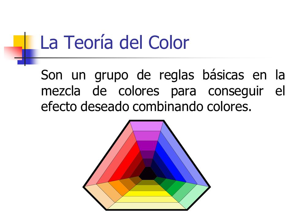 Libro sobre la Teoría del Color - ppt video online descargar