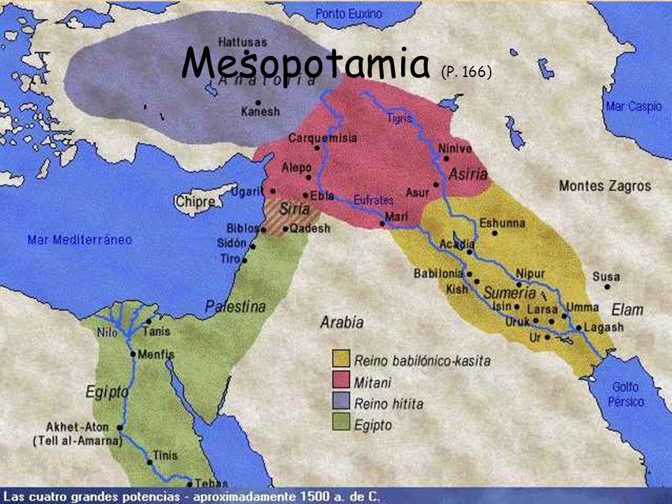 las primeras civilizaciones mesopotamia