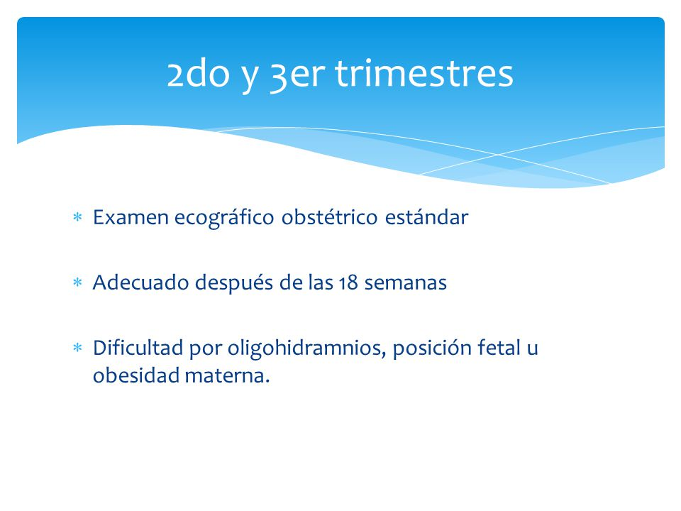 Radiología Obstétrica - ppt descargar