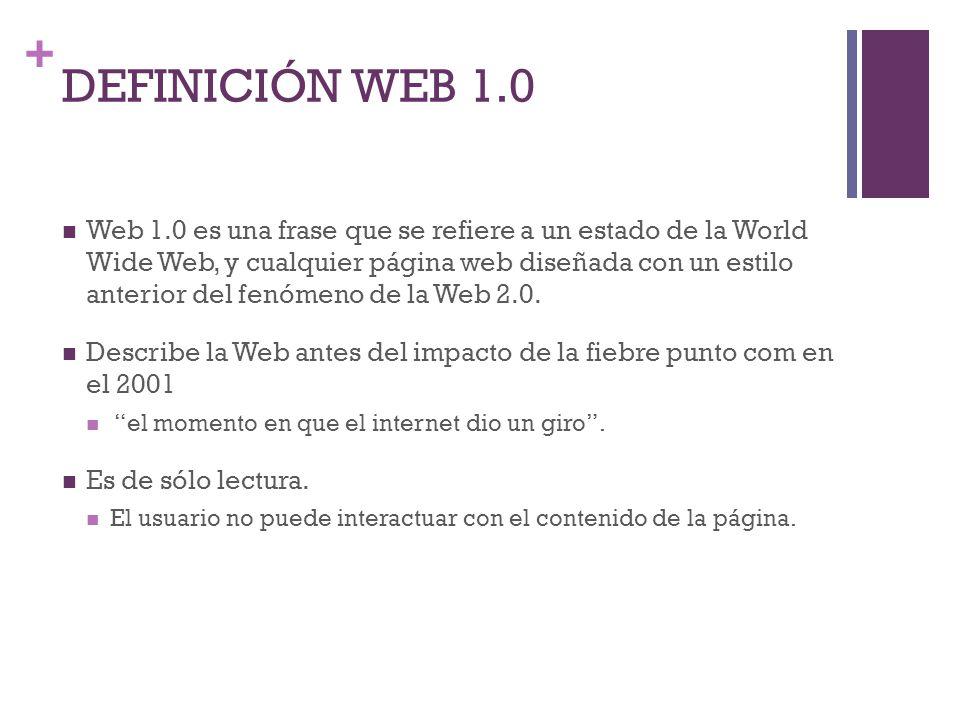 Frases de la web 2 0