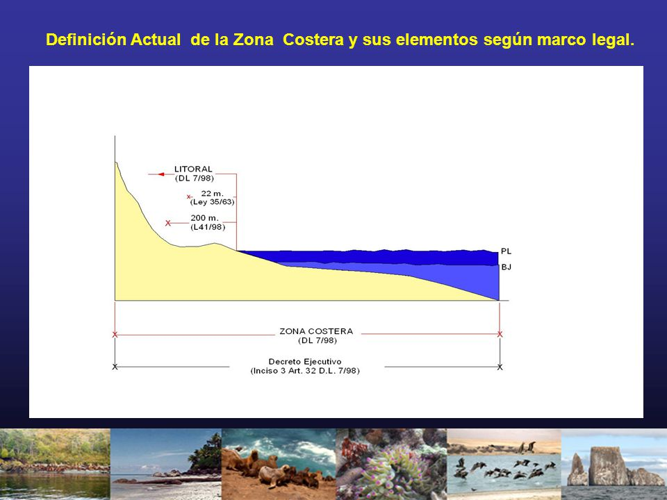 Institucionalidad y Gobernanza Ambiental de zonas costero-marinas ...