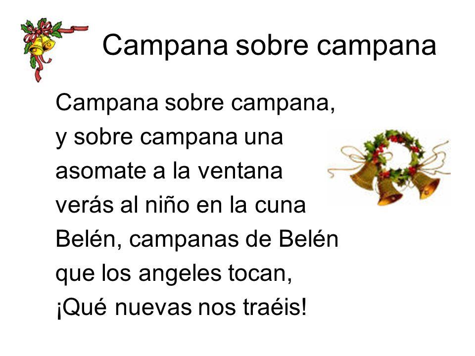 Imagenes De Villancicos Campana Sobre Campana.Villancicos De Navidad Ppt Descargar