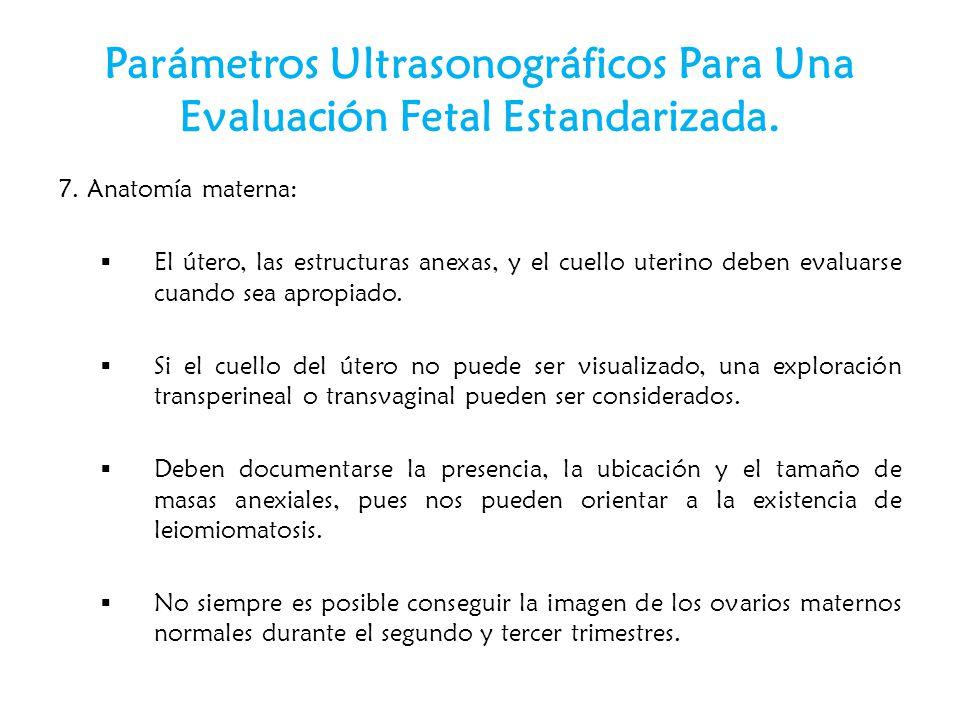 Ultrasonido obstétrico - ppt descargar