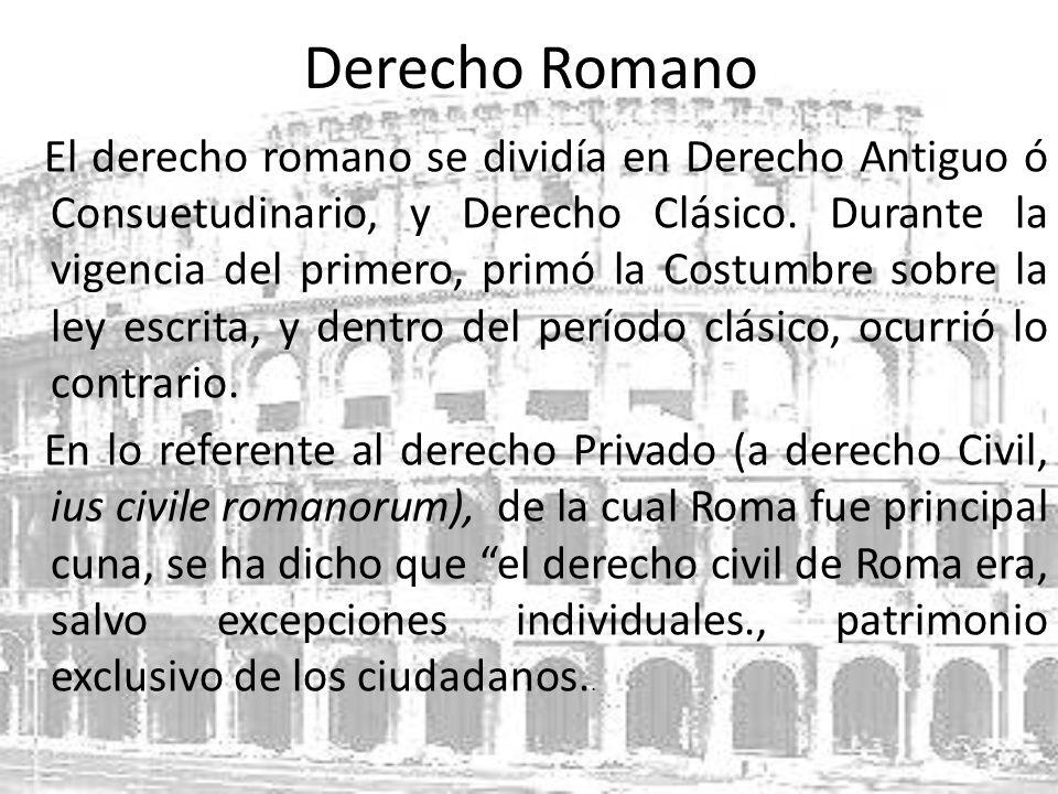 Derecho Romano Derecho Comercial Contratos Ppt Descargar