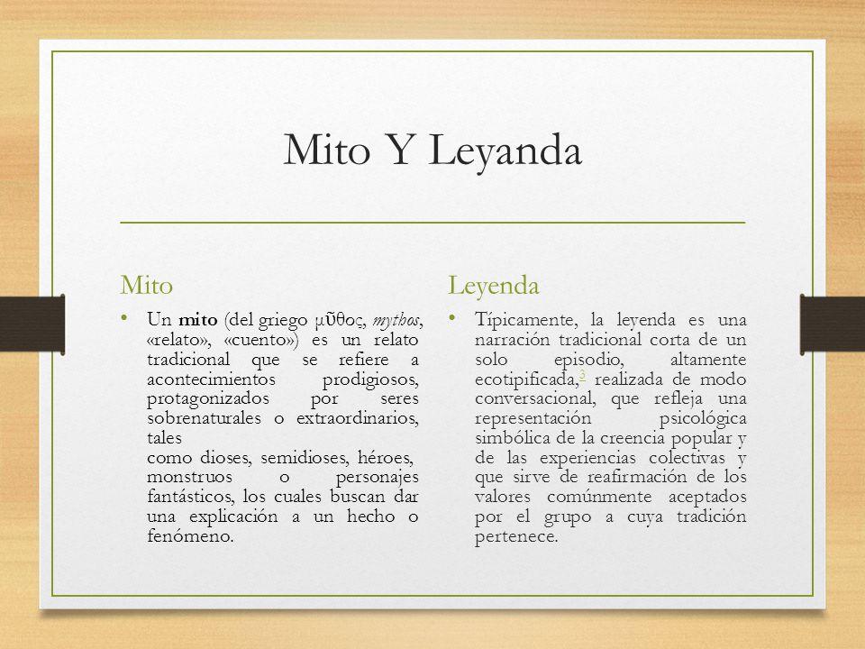 Mitos Y Leyendas De La Historia Precolombina Ppt Descargar