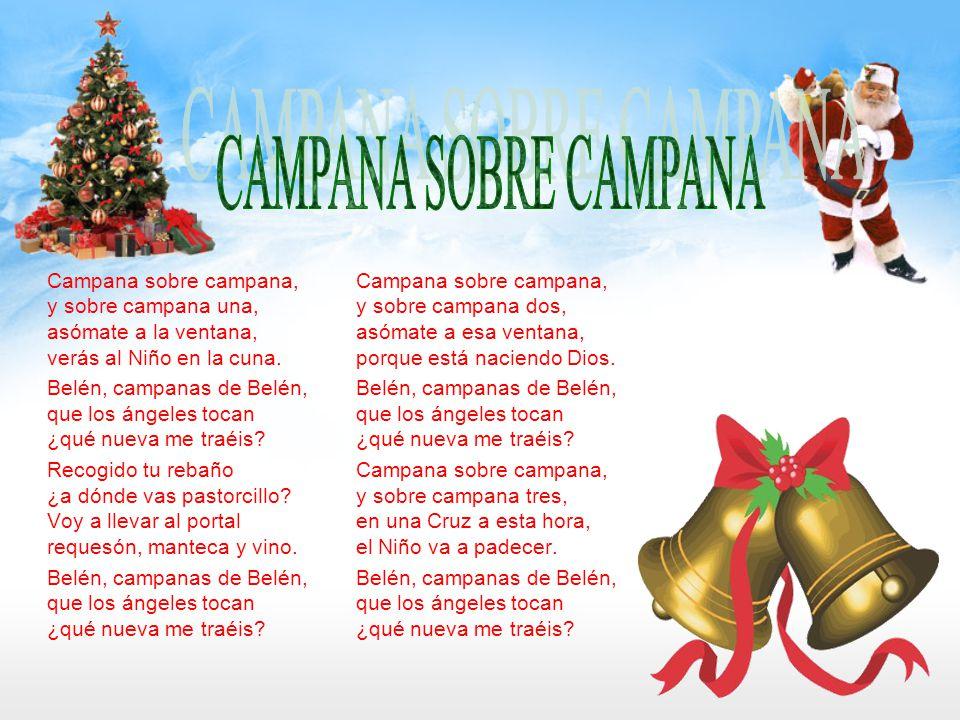 Imagenes De Villancicos Campana Sobre Campana.Escuela Cristiana Bilingue El Buen Pastor Ppt Descargar
