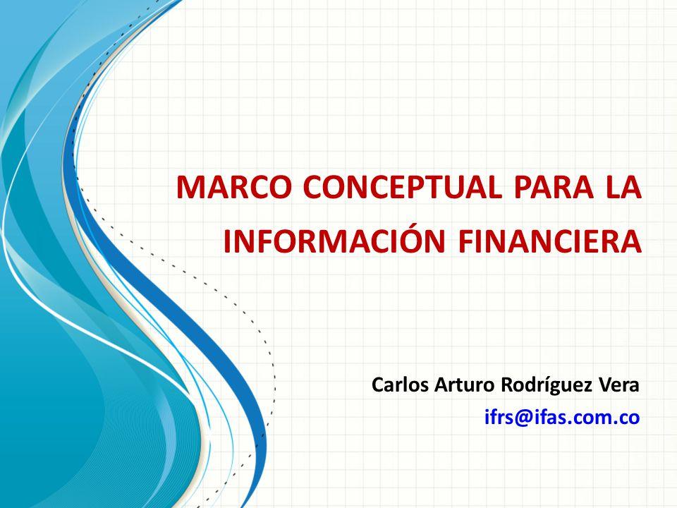 marco conceptual para la información financiera - ppt descargar