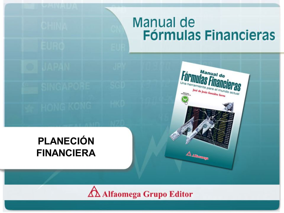 PLANECIÓN FINANCIERA
