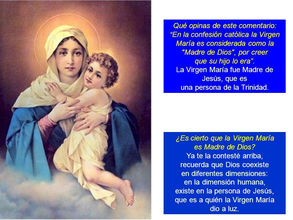 Virgen María La Virgen María Y Los Santos Existen Ppt Descargar