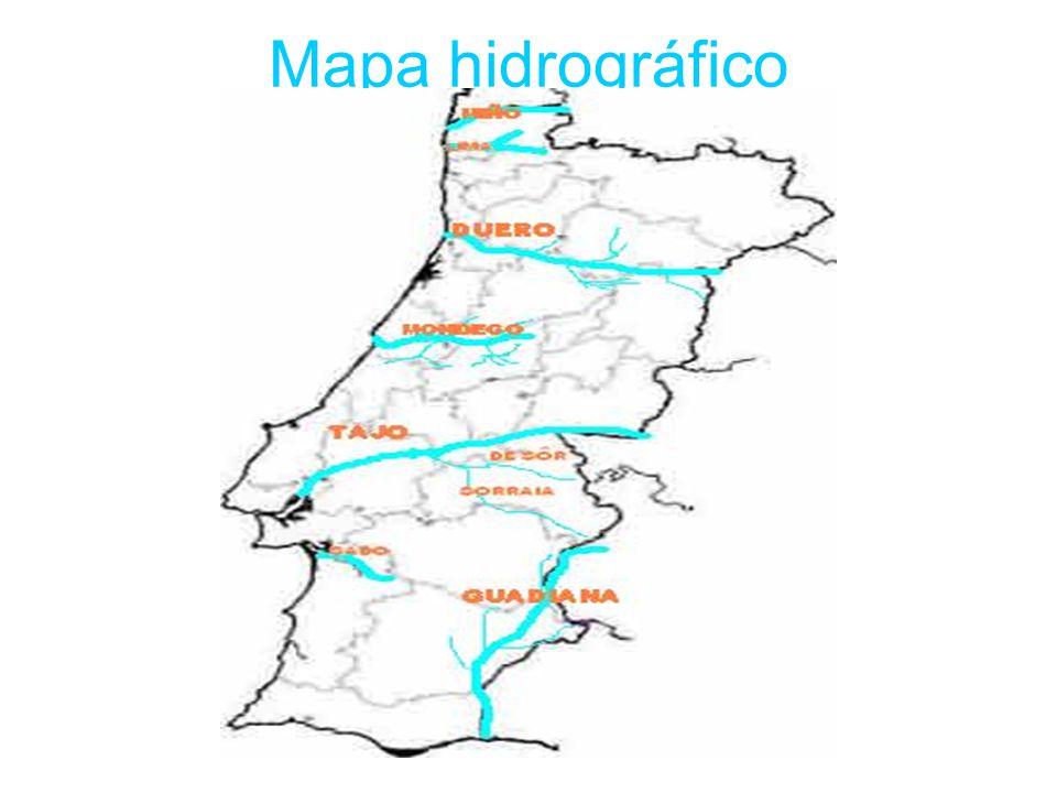 mapa hidrografico de portugal Portugal.   ppt descargar mapa hidrografico de portugal
