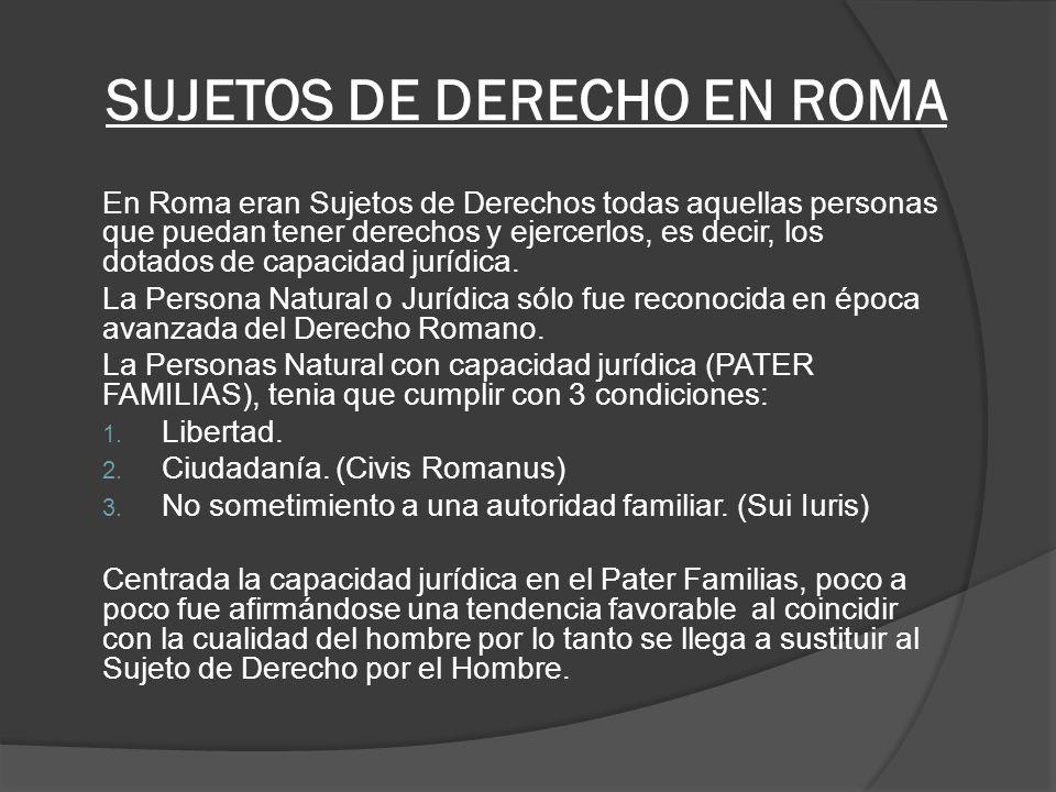 f30f0a6b1b0f DERECHO ROMANO DEL DERECHO EN GENERAL - ppt video online descargar