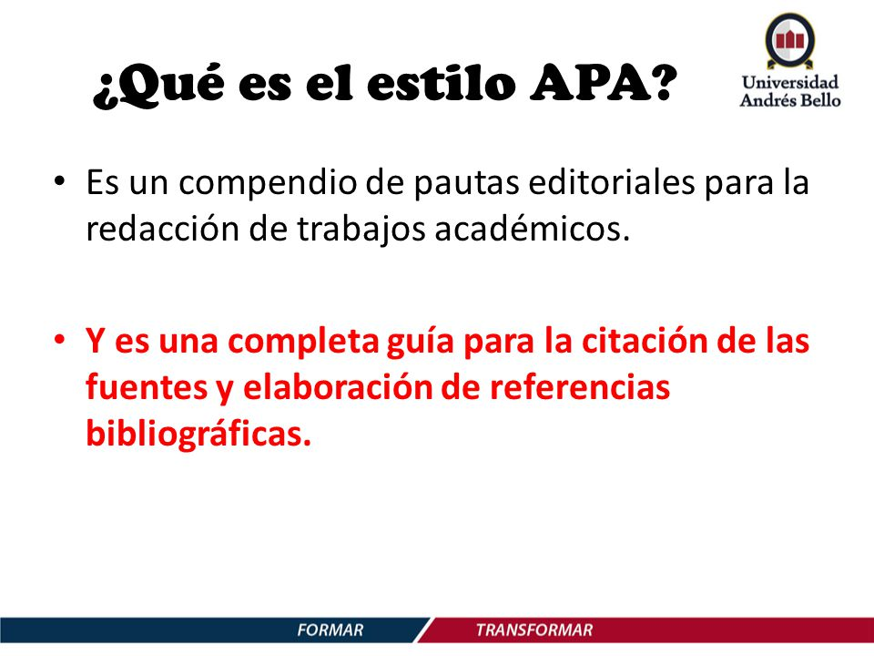 Citas Y Referencias Bibliográficas En Estilo Apa Ppt Video