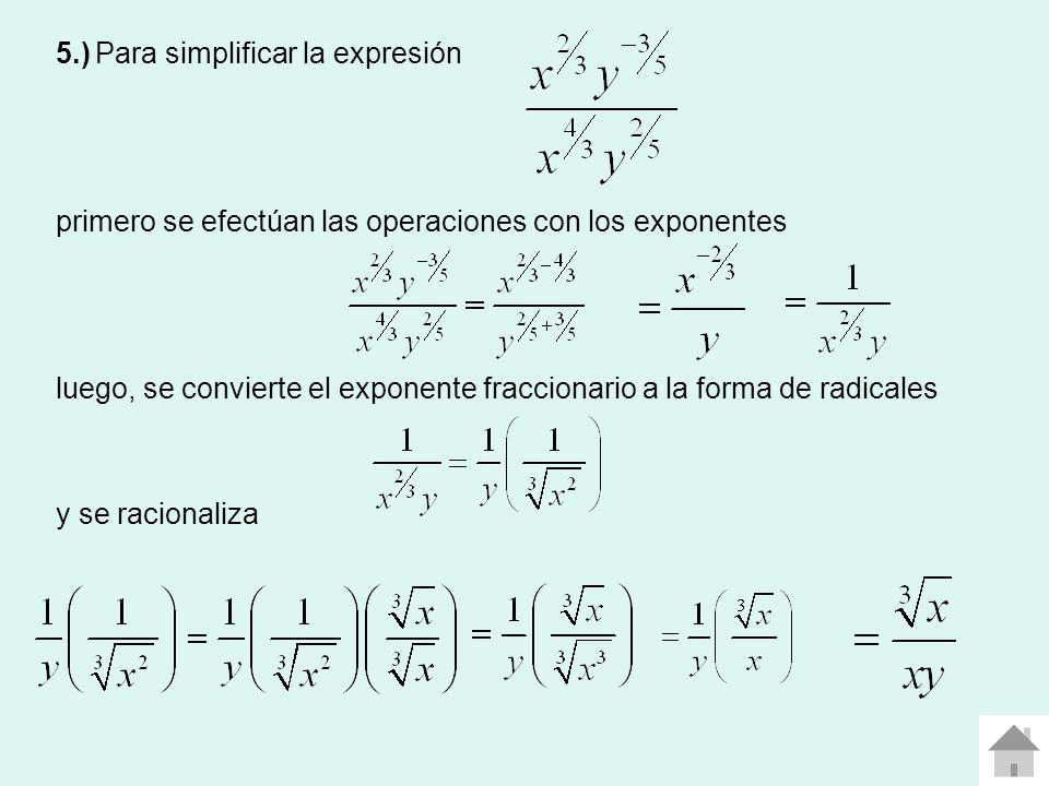 Exponentes Y Radicales Ppt Video Online Descargar