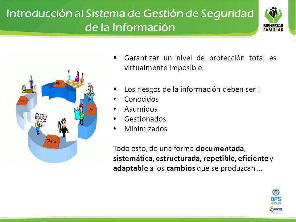Presentacion De La Norma Tecnica De Seguridad De La Informacion