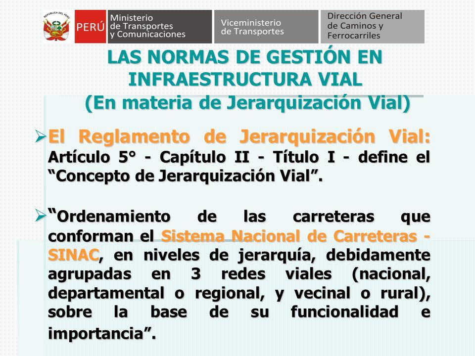 Las Normas De Gestión En Infraestructura Vial Ppt Descargar