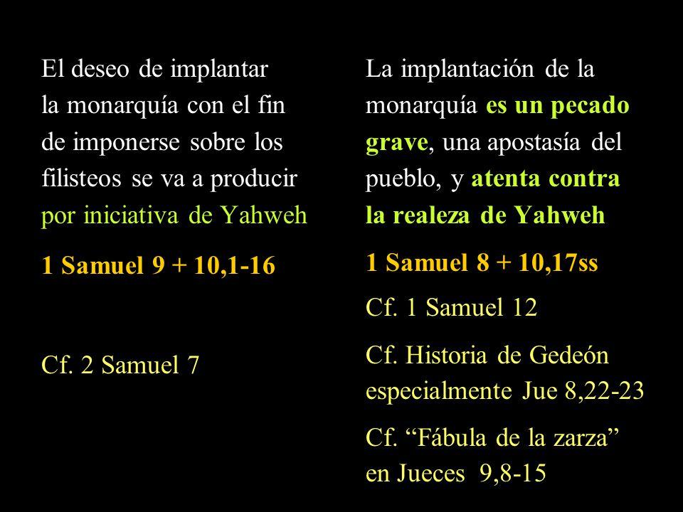El Origen De La Monarquia En Israel 1 2 Samuel Y 1 Reyes 1 11 Ppt Video Online Descargar