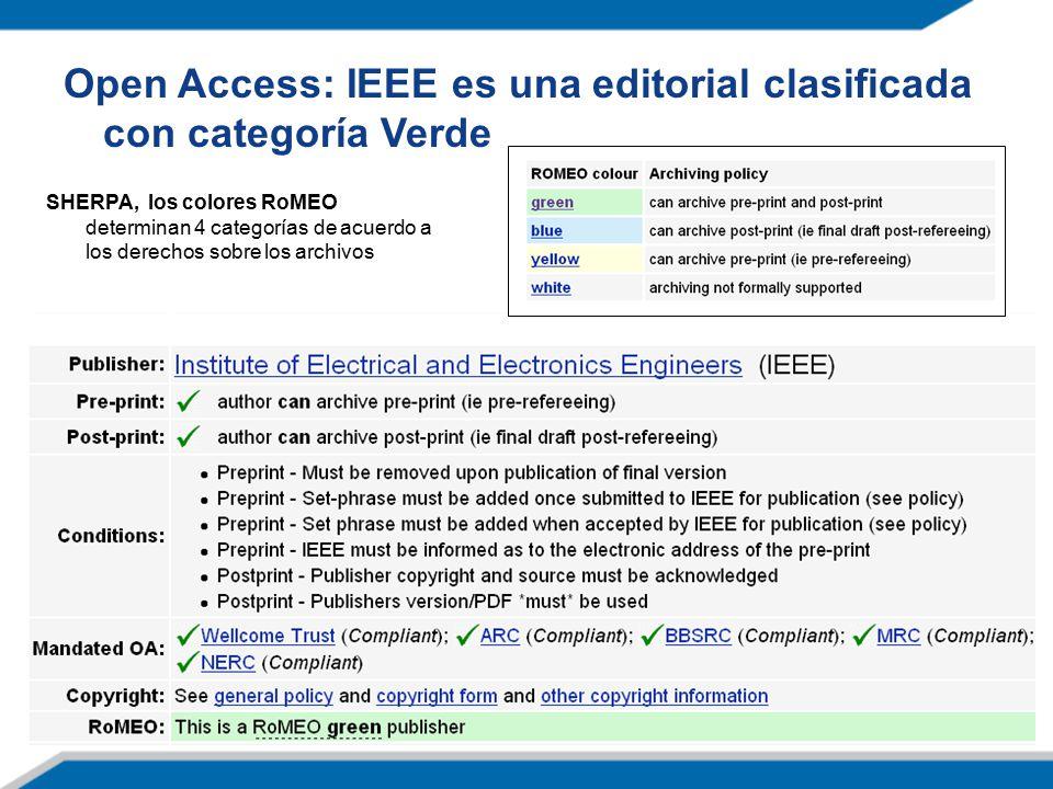 Cómo Publicar con IEEE Judy H. Brady, Area Manager - ppt descargar