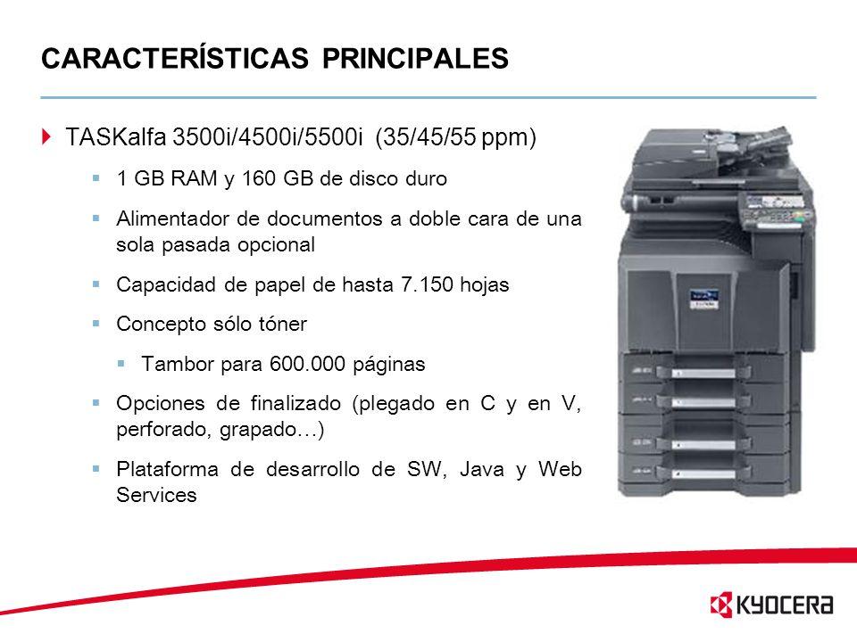 TASKalfa 3500i/4500i/5500i Presentación de producto  - ppt