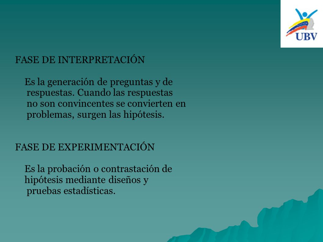 FASE DE INTERPRETACIÓN