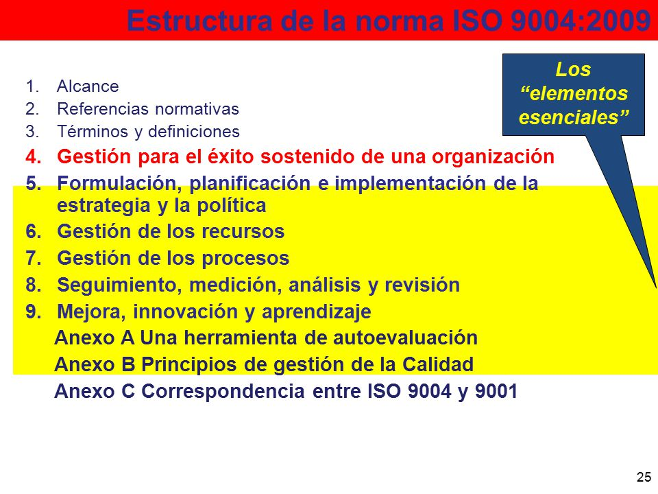 ntc iso 9004 version 2009