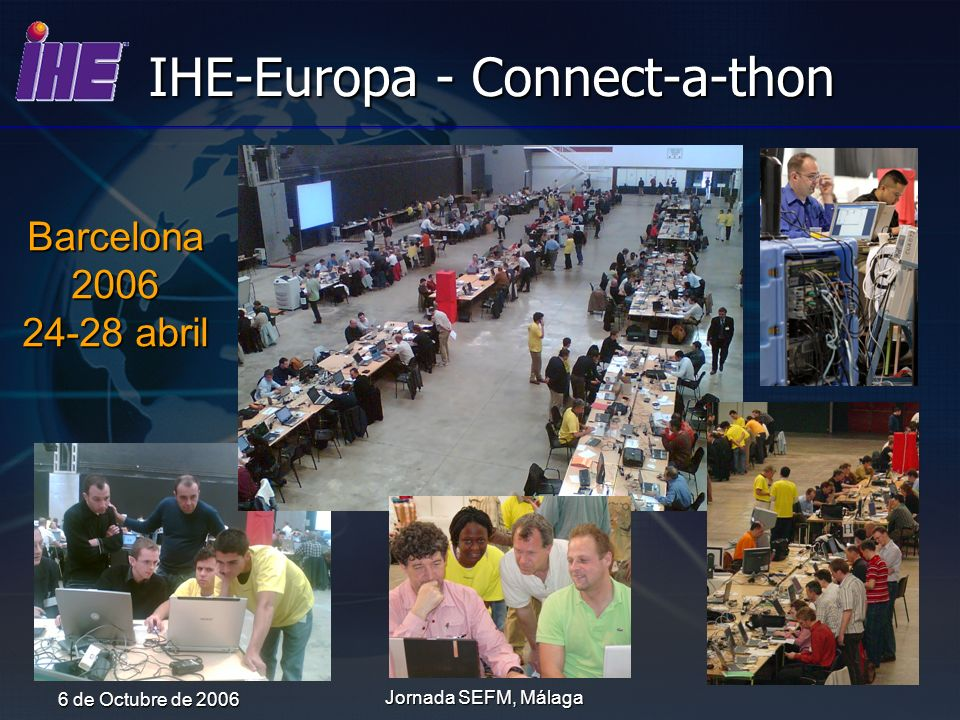 IHE-Europa - Connect-a-thon
