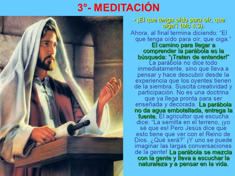 Evangelio San Marcos 4 Ppt Descargar