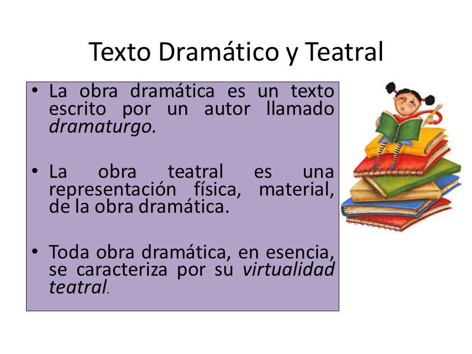 Textos Dramáticos Octavos Básicos Ppt Descargar