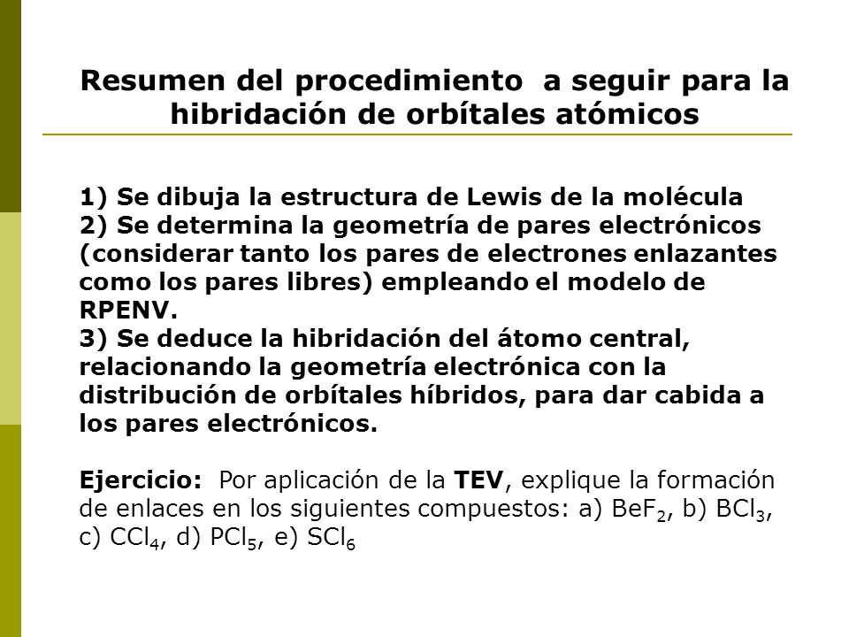 Química General Unidad Iv Enlace Químico Ppt Descargar