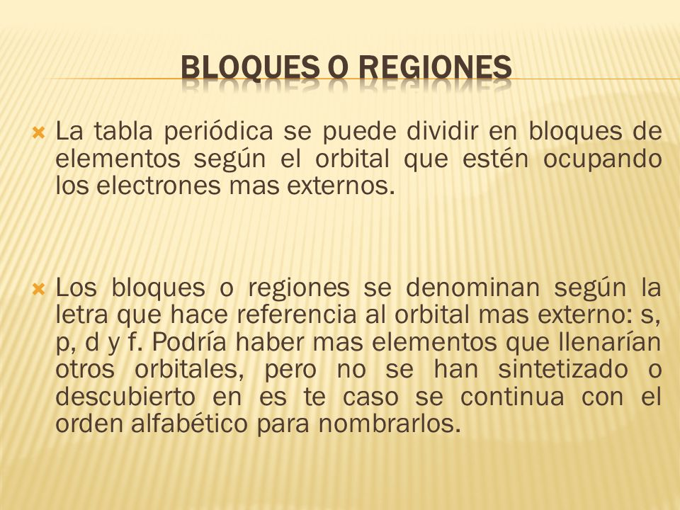 La tabla peridica lic amalia vilca prez ppt video online descargar 11 bloques o regiones la tabla urtaz Image collections