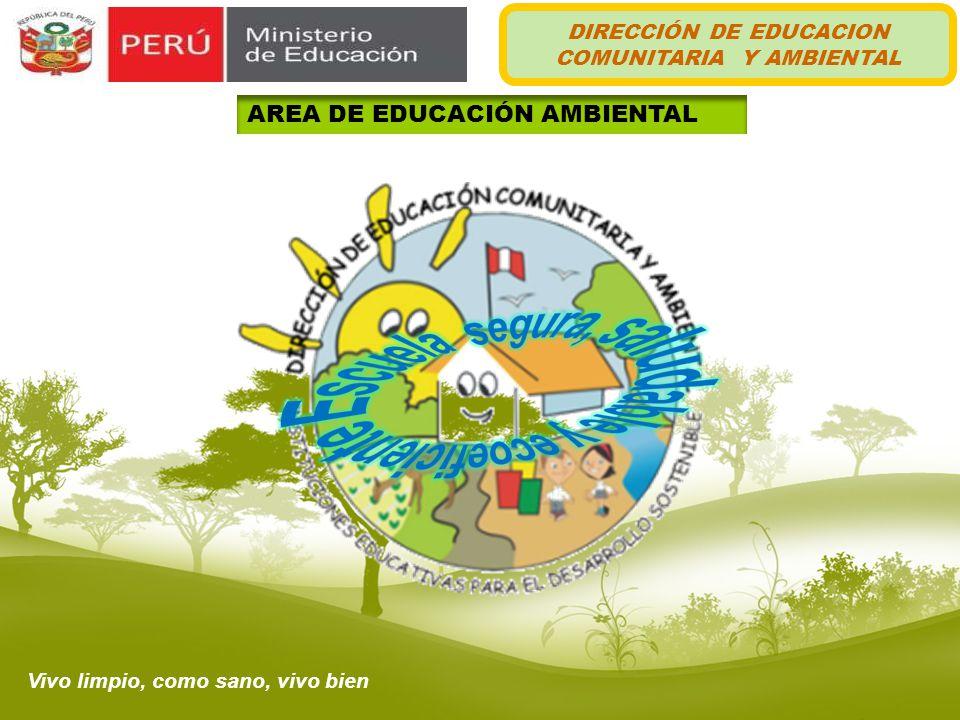Direccion De Educacion Comunitaria Y Ambiental Ppt Descargar
