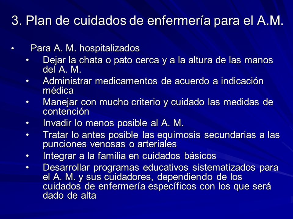 Estreñimiento en el adulto mayor cuidados de enfermeria