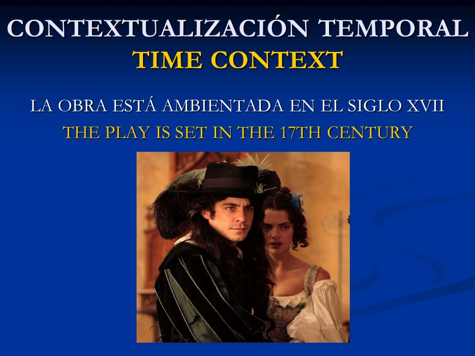CONTEXTUALIZACIÓN TEMPORAL TIME CONTEXT