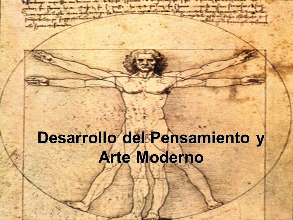 Desarrollo del Pensamiento y Arte Moderno - ppt descargar