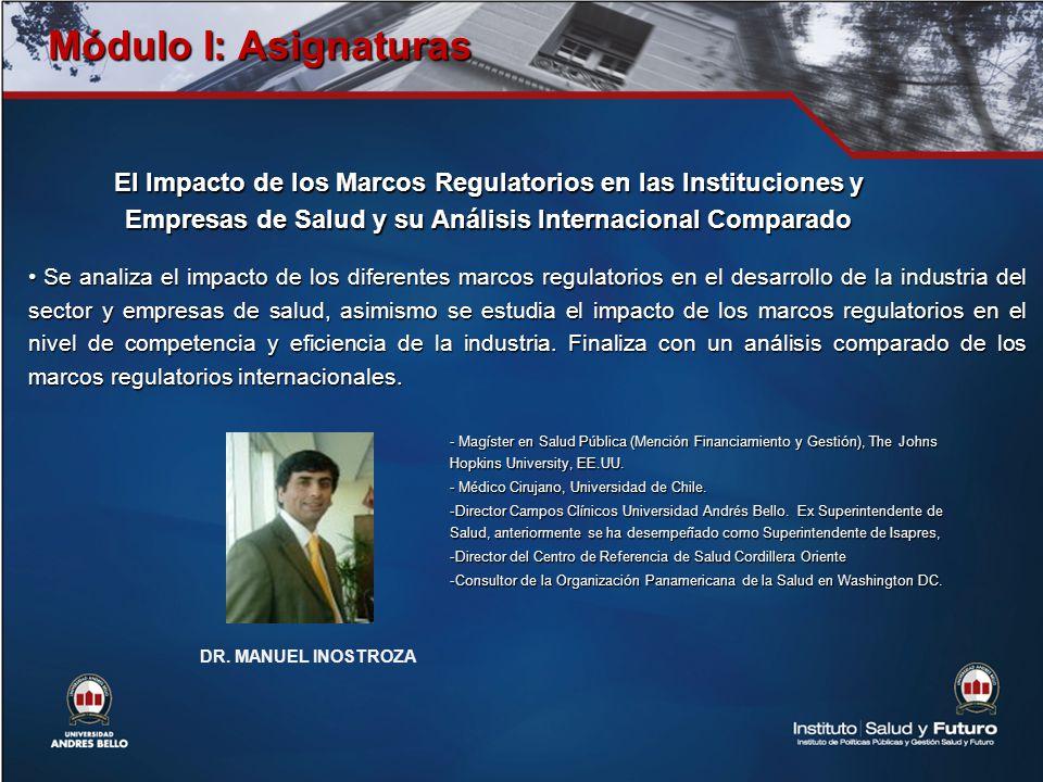 MBA con Especialización en Salud - ppt descargar
