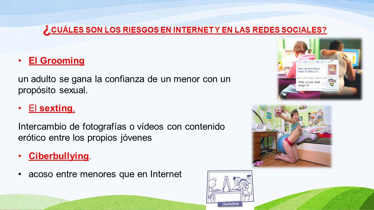 Charla informativa riesgos en internet/ tic (padres) ppt video.
