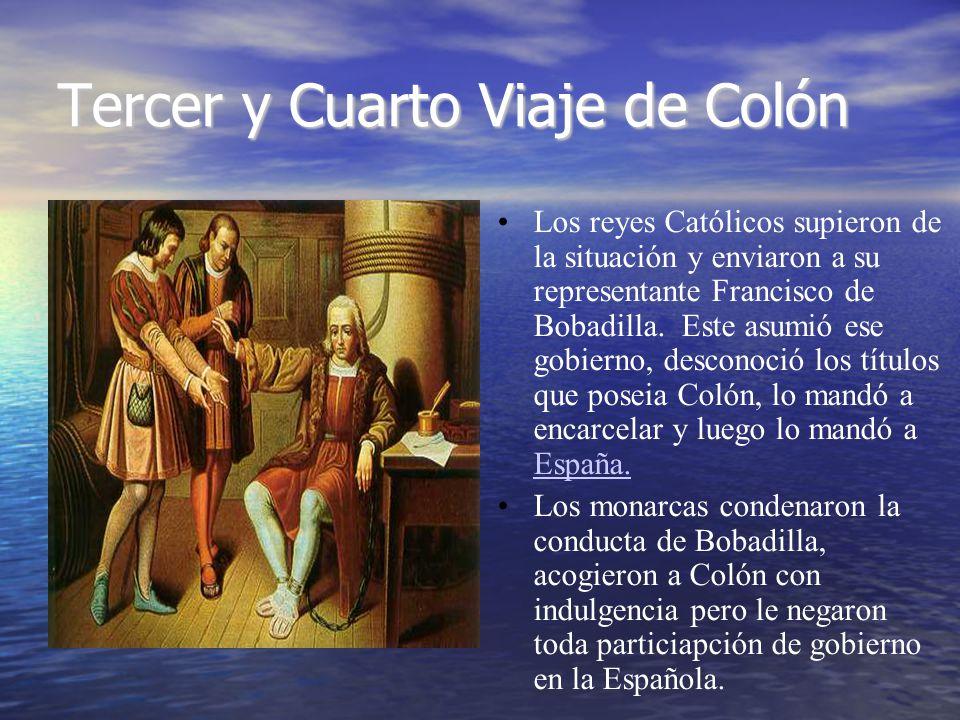 Los Viajes de Cristobál Colón a América - ppt video online descargar