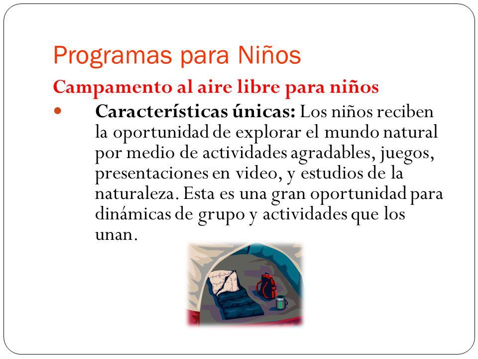Programas Especiales Para Ninos Ppt Video Online Descargar