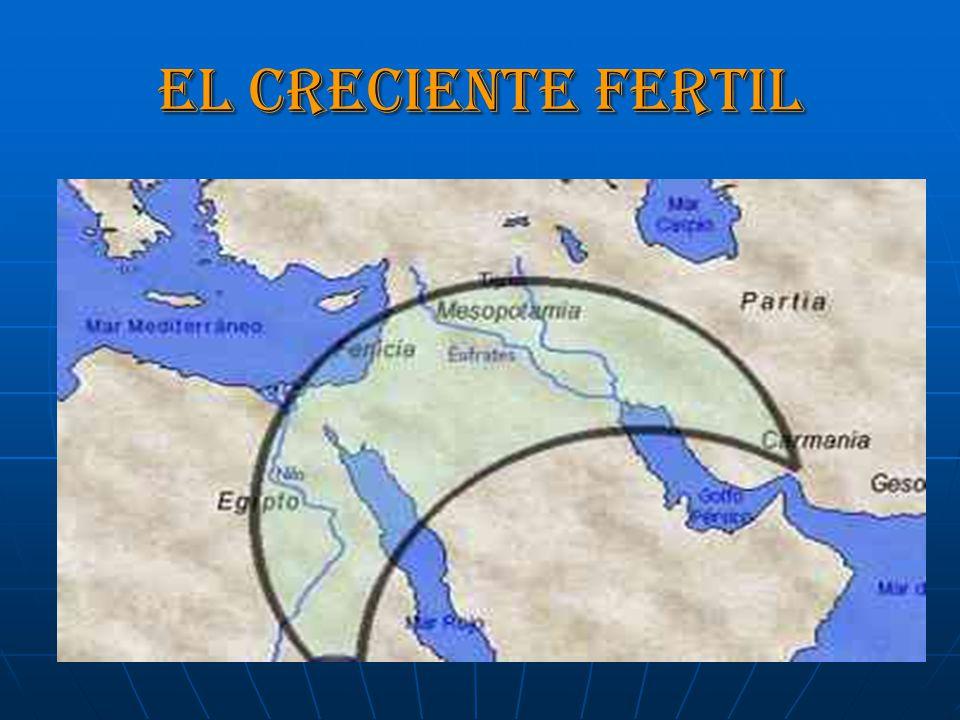 Mapa De Oriente Medio El Creciente Fertil.Las Grandes Civilizaciones Fluviales Ppt Descargar