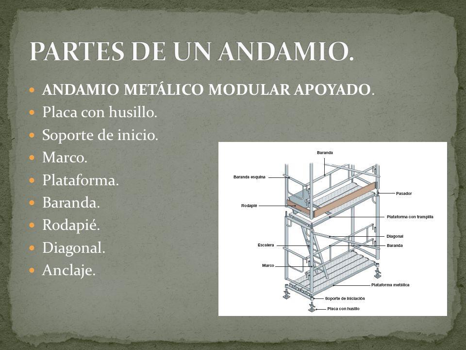 ANDAMIOS.. - ppt video online descargar