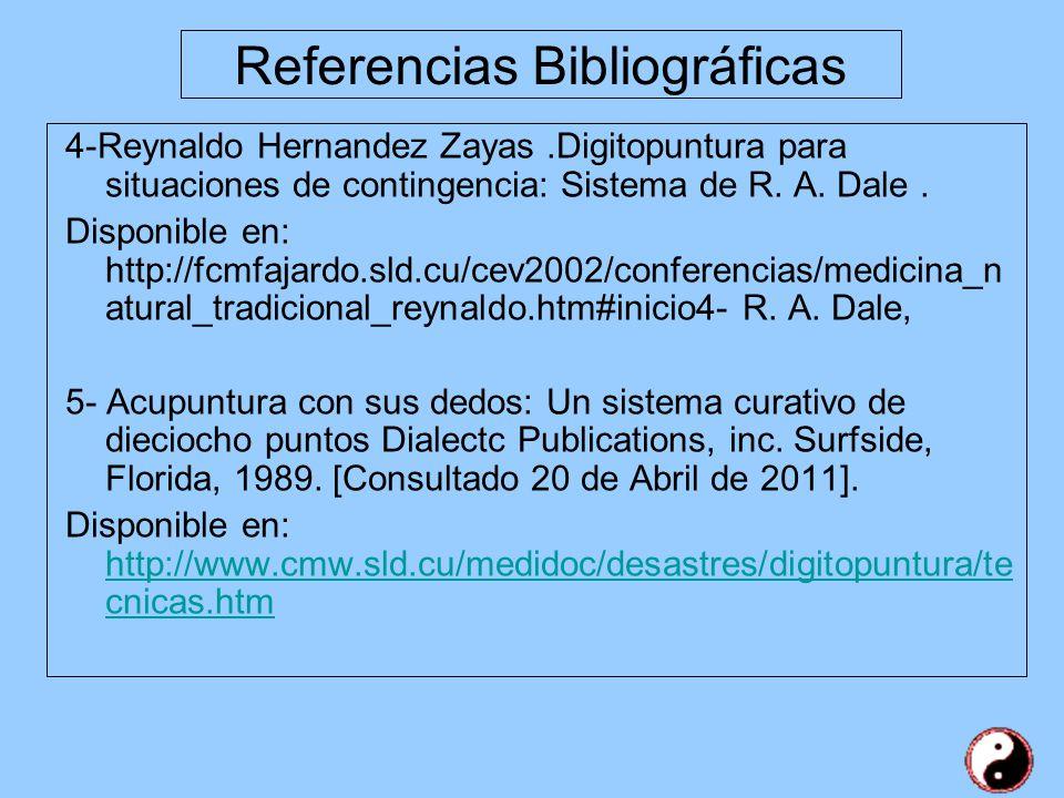 Sistema tradicional citas bibliograficas