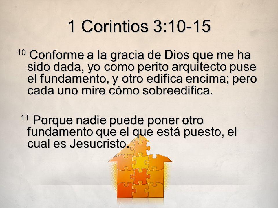 Resultado de imagen para 1 corintios 3:10