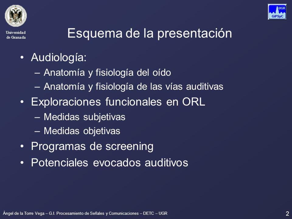 Programa de Doctorado BIOINGENIERÍA Y FÍSICA MÉDICA - ppt descargar
