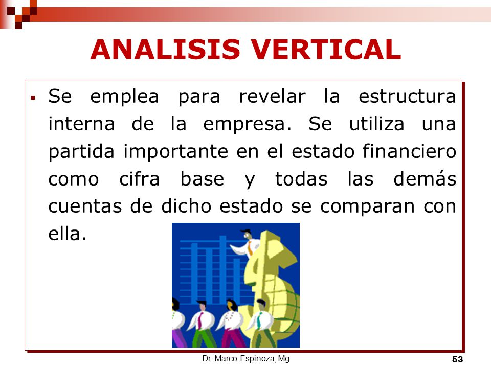 ANALISIS VERTICAL