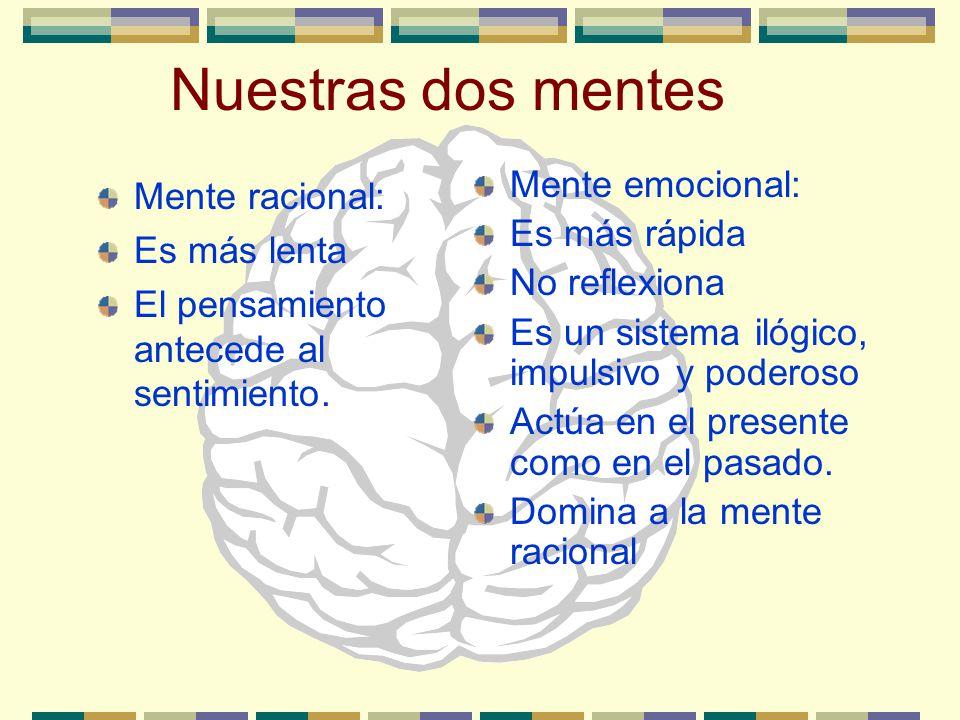 Anatomía de la Inteligencia Emocional - ppt video online descargar