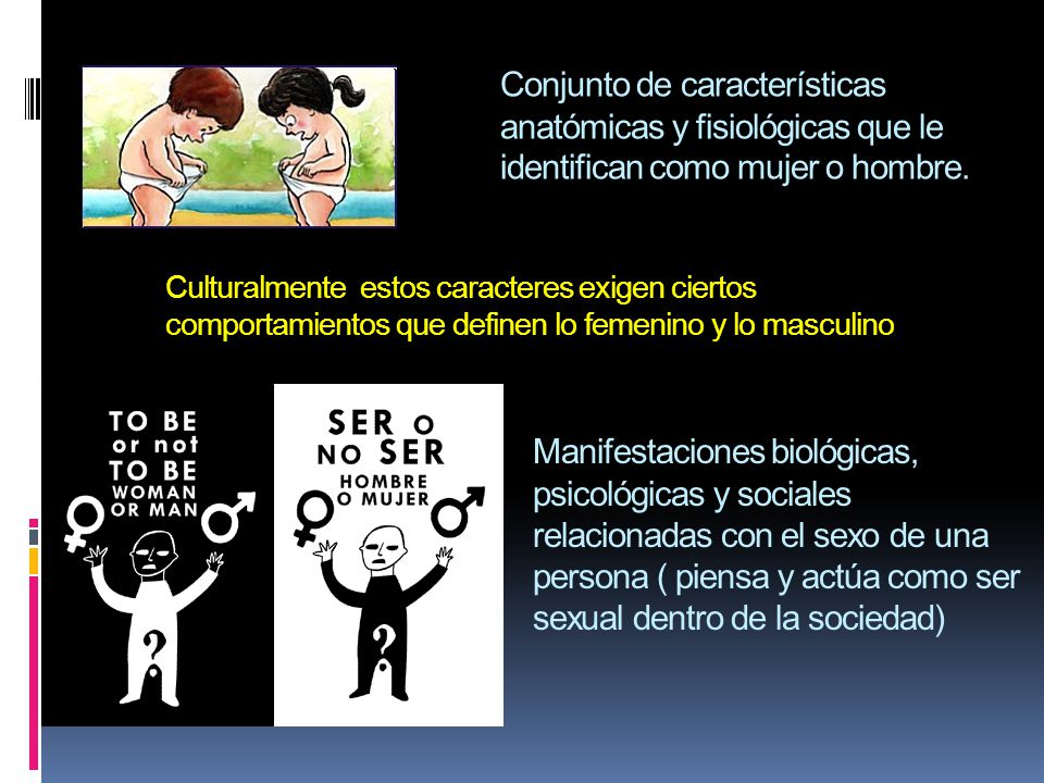 SEXUALIDAD HUMANA. - ppt video online descargar